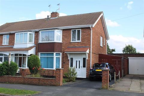 3 bedroom semi-detached house for sale - Ledwell Drive, Glenfield