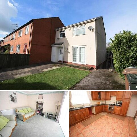 3 bedroom end of terrace house for sale - Stretton Way, Backworth, Newcastle Upon Tyne