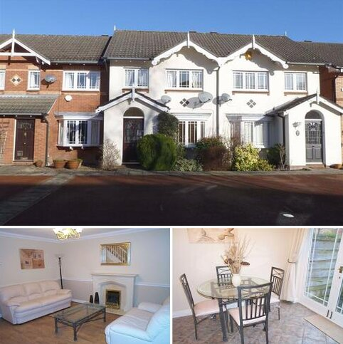 3 bedroom mews to rent - Shelbourne Mews, Macclesfield, Macclesfield