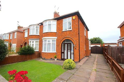3 bedroom semi-detached house to rent - Acres Road, Leicester Forest East