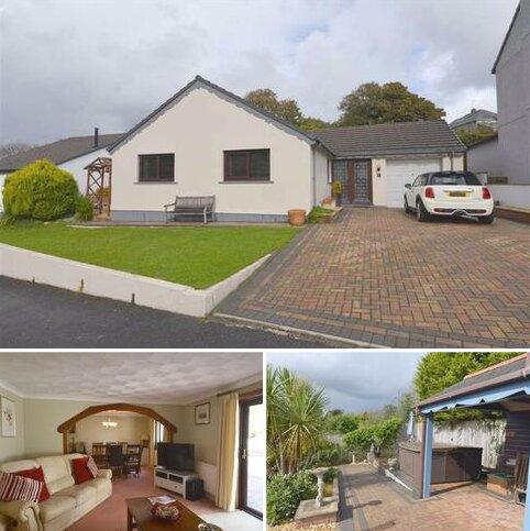 3 bedroom detached bungalow for sale - 8, Lamack Vale, Tenby, SA70