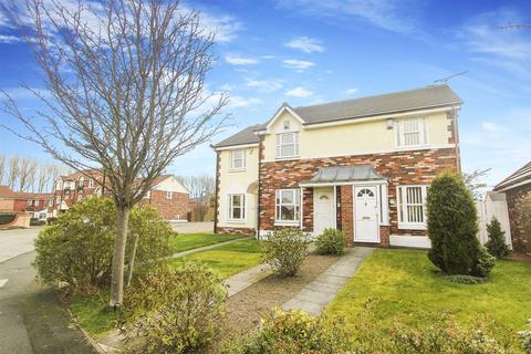 2 bedroom terraced house to rent - Birkdale, Whitley Bay