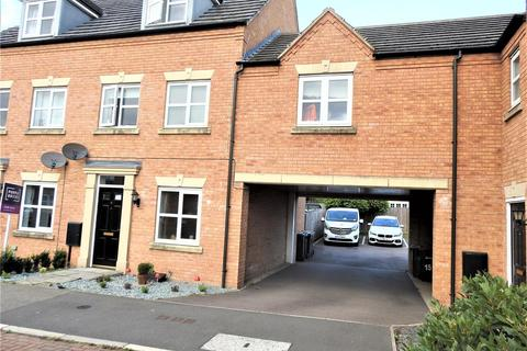 3 bedroom townhouse for sale - Bennet Drive, Kirkby-In-Ashfield, Nottingham