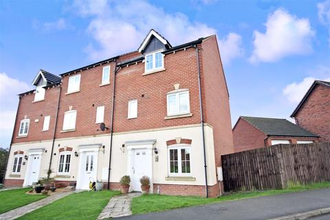 4 bedroom end of terrace house to rent - Barber Close, Oswestry