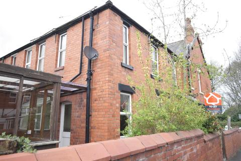 1 bedroom end of terrace house to rent - Holbache Road, Oswestry