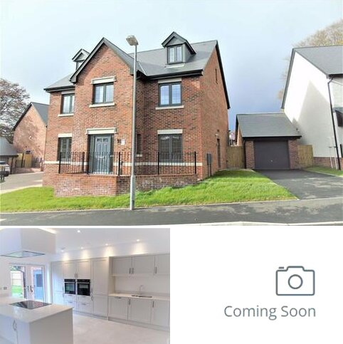4 bedroom detached house for sale - Millwood Gardens, Killay, Swansea, Swansea
