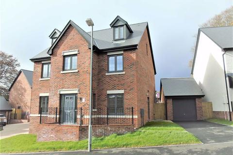 4 bedroom detached house for sale - Millwood Gardens, Killay, Swansea, Swansea