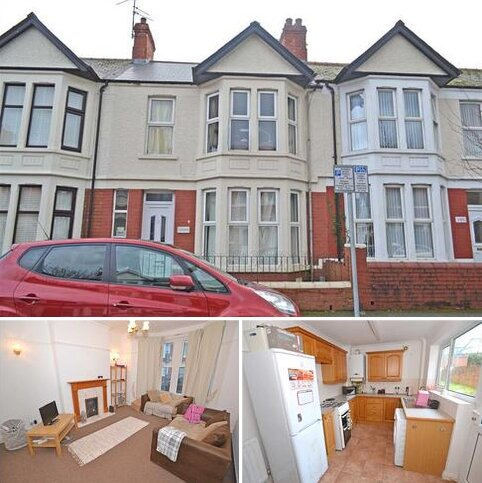 3 bedroom terraced house to rent - CLODIEN AVENUE, HEATH, CARDIFF
