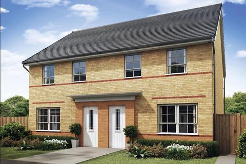 3 bedroom semi-detached house for sale - Plot 132, Maidstone at Gilden Park, Gilden Way, Old Harlow, HARLOW CM17