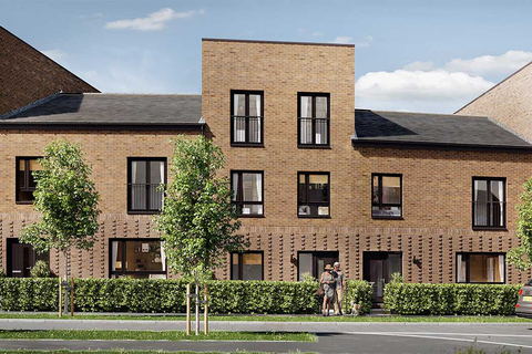 4 bedroom house for sale - Plot 181, The Templeton at NorthBridge, Glasgow, Pinkston Road, Glasgow G4