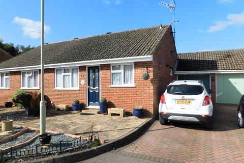 2 bedroom semi-detached bungalow for sale - Lavender Gardens, Bordon, Hampshire GU35