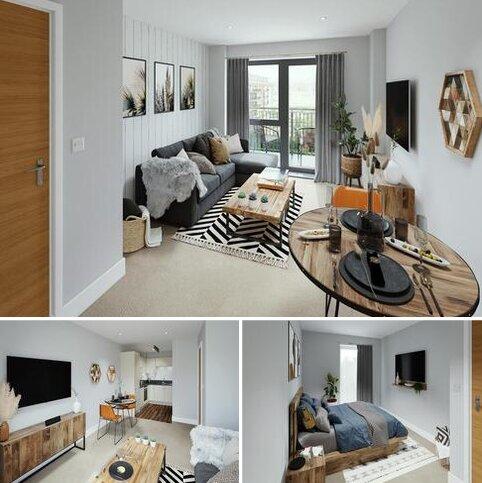 1 bedroom apartment for sale - Plot 5045 at Centenary Quay, Arcadia, John Thornycroft Road SO19