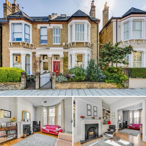 4 bedroom semi-detached house for sale - Sarsfeld Road, Wandsworth, SW12
