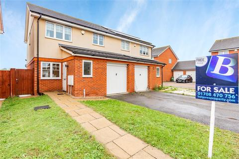 3 bedroom semi-detached house for sale - Coltishall Road, Hornchurch, RM12