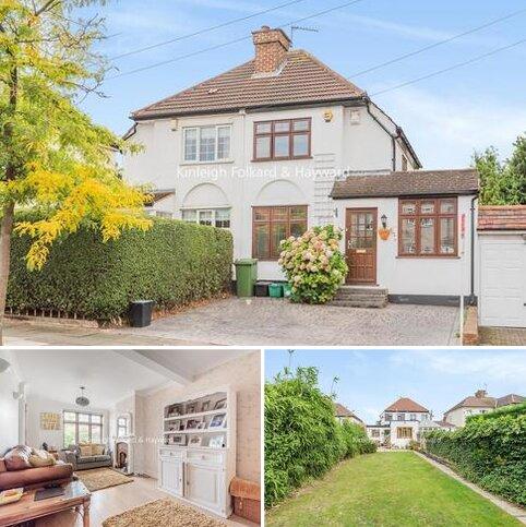 3 bedroom semi-detached house for sale - Walden Avenue, Chislehurst