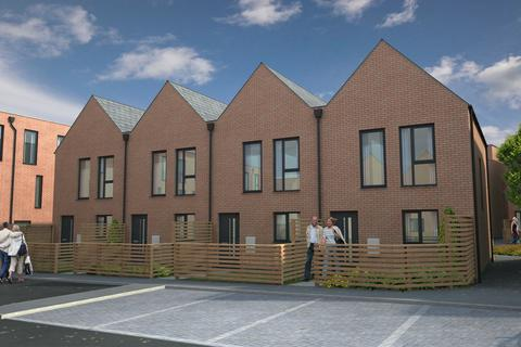 Ascent Homes - Commissioners Quay - Plot 682, The Carleton at Crofton Grange, Haggerston Road NE24