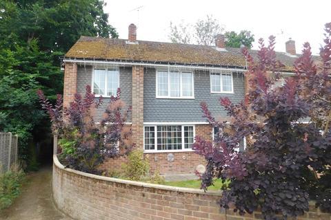 4 bedroom end of terrace house for sale - Cricket Lea, Lindford GU35