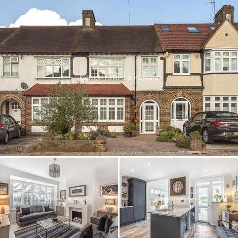 3 bedroom terraced house for sale - Silver Lane, West Wickham