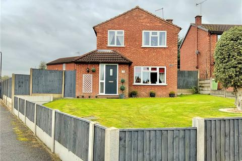 3 bedroom detached house for sale - Laburnum Close, South Normanton