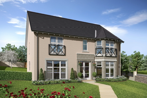 Muir Group - Riverside of Blairs - Plot 82, Craigend at Countesswells, Countesswells Park Road, Countesswells, ABERDEEN AB15