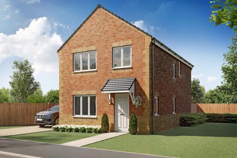 4 bedroom detached house for sale - Plot 028, Longford at Woodhorn Park, Woodhorn Park, Woodhorn Lane, Ashington NE63