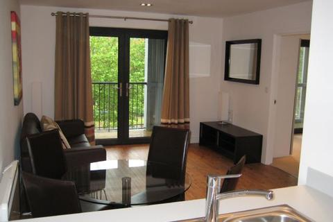 2 bedroom apartment to rent - HUB, WELL FURNISHED 2 BED WITH LARGE CANAL FACING BALCONY