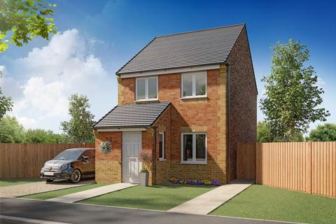 3 bedroom detached house for sale - Plot 058, Kilkenny at College Gardens, Land at College Road, Middlesbrough TS3