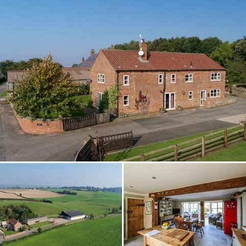 4 bedroom barn conversion for sale - Spring View Farm, Thornton-on-the-Hill, Easingwold, York, Y061 3PY