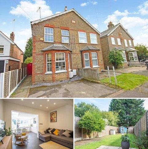 3 bedroom semi-detached house for sale - Mafeking Road, Wraysbury, TW19