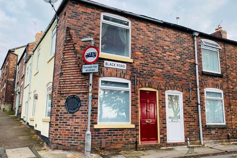 2 bedroom end of terrace house for sale - Black Road, Macclesfield , SK11