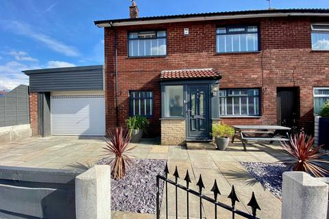 3 bedroom semi-detached house for sale - Larkfield Avenue, Manchester