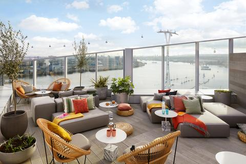 3 bedroom flat for sale - No.1, 18 Cutter Lane, Upper Riverside, Greenwich Peninsula, SE10