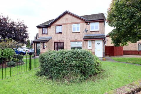 3 bedroom semi-detached villa for sale - 1 Camp Road, Baillieston, Glasgow, G69
