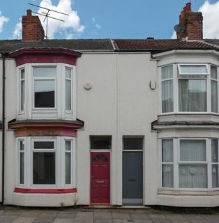 2 bedroom terraced house to rent - Outram Street, Middlesbrough, Cleveland, TS1 4EG