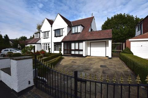 3 bedroom semi-detached house for sale - Highfield Road, Bramhall, SK7