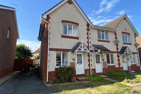 2 bedroom end of terrace house for sale - Westons Brake, Emersons Green, BRISTOL, BS16