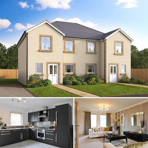 3 bedroom semi-detached house for sale - Plot 49, Lewis at Sovereign Gate, Peterhead, Aberdenshire AB42