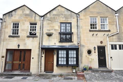 2 bedroom terraced house for sale - Sydney Mews, BATH, Somerset, BA2