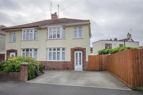 3 bedroom semi-detached house for sale - Cleeve Lodge Road, Downend, Bristol, BS16 6AF
