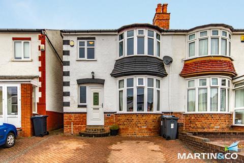 3 bedroom semi-detached house for sale - Stanley Avenue, Harborne, B32
