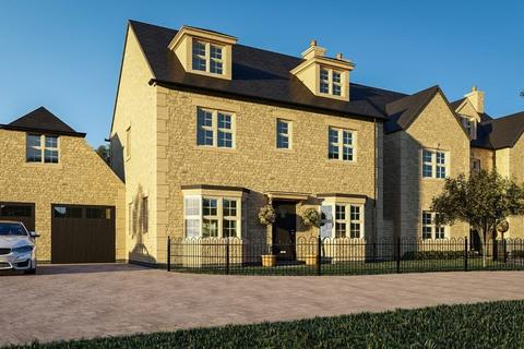 5 bedroom detached house - Top Lock Meadows, Uffington Road, Stamford
