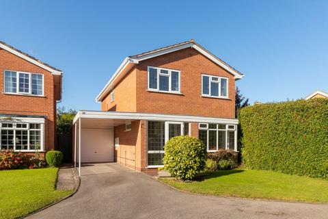 3 bedroom detached house for sale - Abbots Close, Knowle