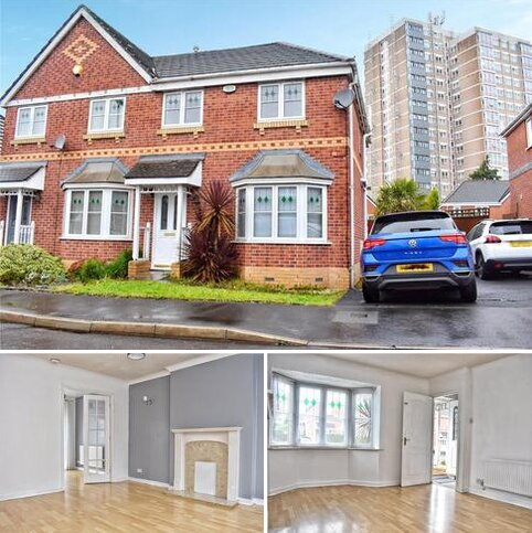 3 bedroom semi-detached house for sale - Chendre Road, Moston, Manchester, Greater Manchester, M9