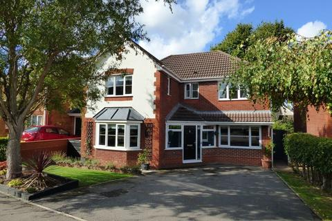 4 bedroom detached house for sale - St Saviours Rise, Frampton Cotterell, BRISTOL, Gloucestershire