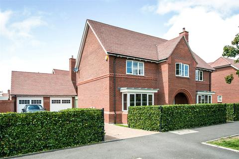4 bedroom detached house for sale - William Morris Way, Tadpole Garden Village, Swindon, SN25