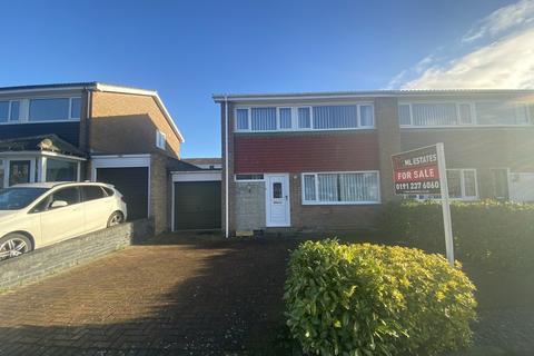 3 bedroom semi-detached house - Hareside, Cramlington