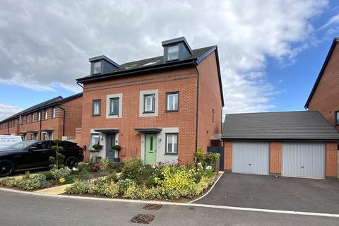3 bedroom semi-detached house for sale - Tithebarn, Exeter