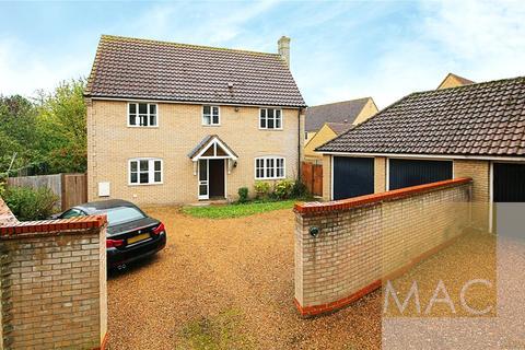 3 bedroom detached house for sale - Trent Vc Close, Methwold, Thetford, IP26