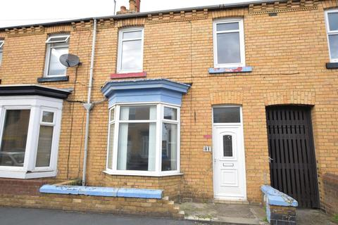 3 bedroom terraced house for sale - Caledonia Street, Scarborough