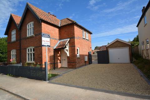 2 bedroom semi-detached house for sale - Kirklington Road, Eakring